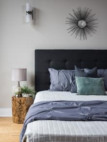 architectural and interior design photo: beautiful bedroom, washington d.c.