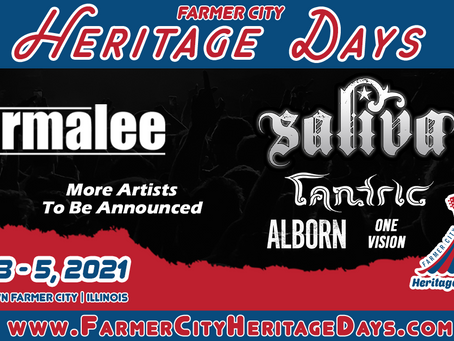 2021 Farmer City Heritage Days