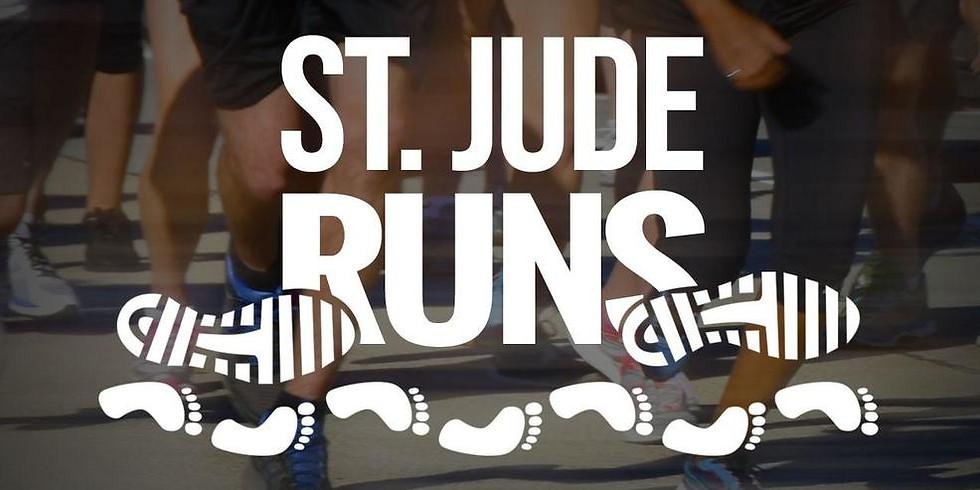 East Peoria to Peoria - St. Jude Run