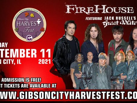 2021 Gibson City Harvest Fest