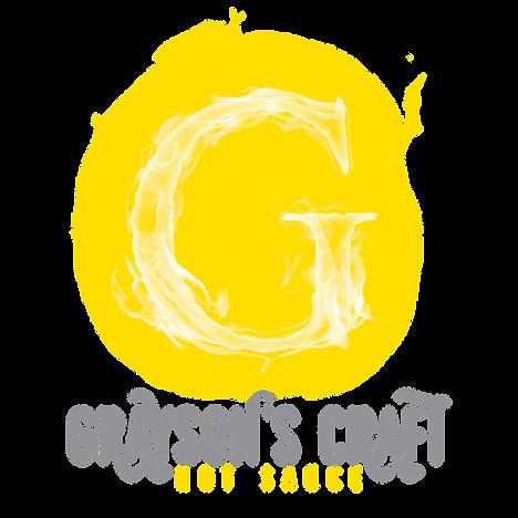 Graysons Craft Hot Sauce Logo_YellowTR.p