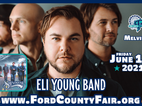 2021 Ford County Fair