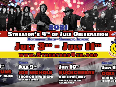 2021 Streator 4th of July Celebration