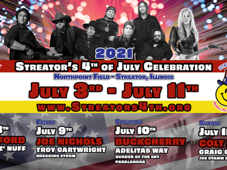 2021 Streator 4th of July Celebration