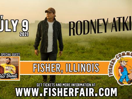 2021 Fisher Community Fair