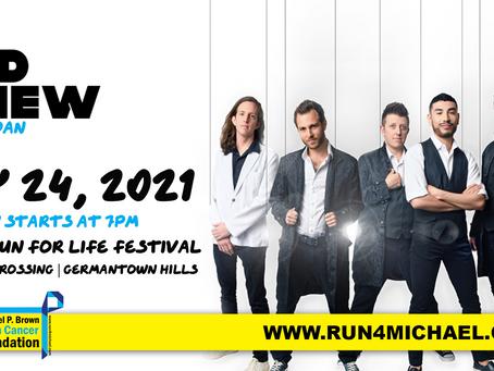 Michael's Run for Life Festival