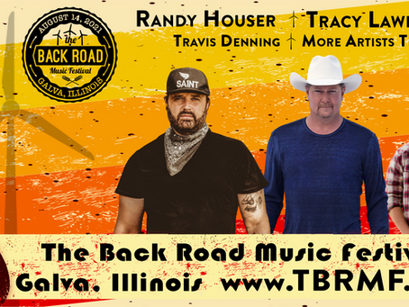 The Back Road Music Festival is BACK!