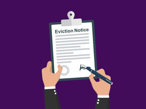 Eviction | Re-balancing the Rights of the Parties Involved
