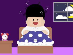 How Business Owners Can Build a Good Night's Sleep