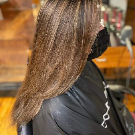 Highlights by Christina
