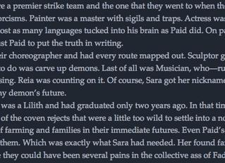 Writer Brain Happenings