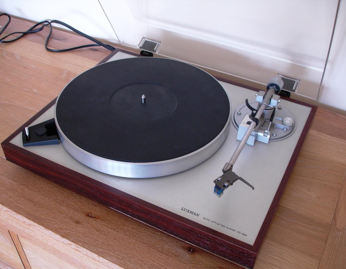Sony TC-366  Luxman Deck