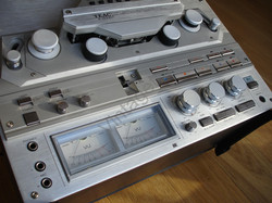 Silver Teac X2000