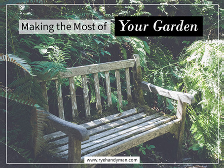 Making the Most of Your Garden