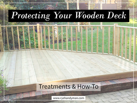 Protecting Your Wooden Deck