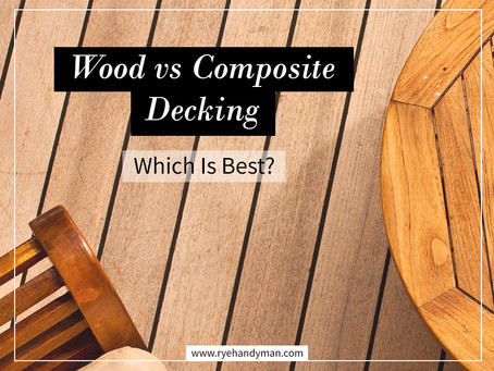 Wood vs Composite Decking - Which Is Best?