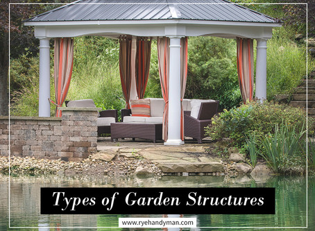 Types of Garden Structures