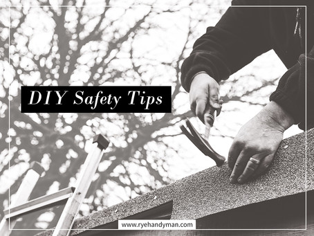 DIY Safety Tips