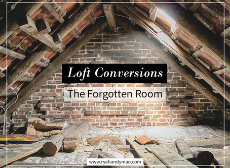 Loft Conversions - The Forgotten Room