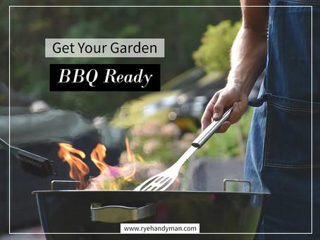 Get Your Garden BBQ Ready