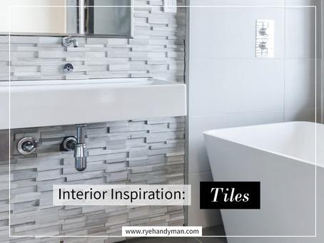 Interior Inspiration: Tiles