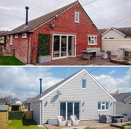 Cedral Cladding Entire House