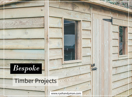Bespoke Timber Projects
