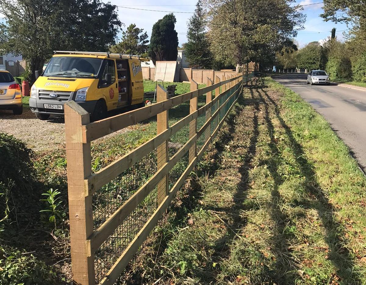 Winchelsea Fence
