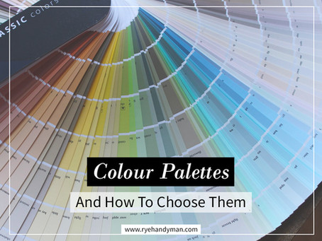 Interior Colour Palettes & How to Choose Them