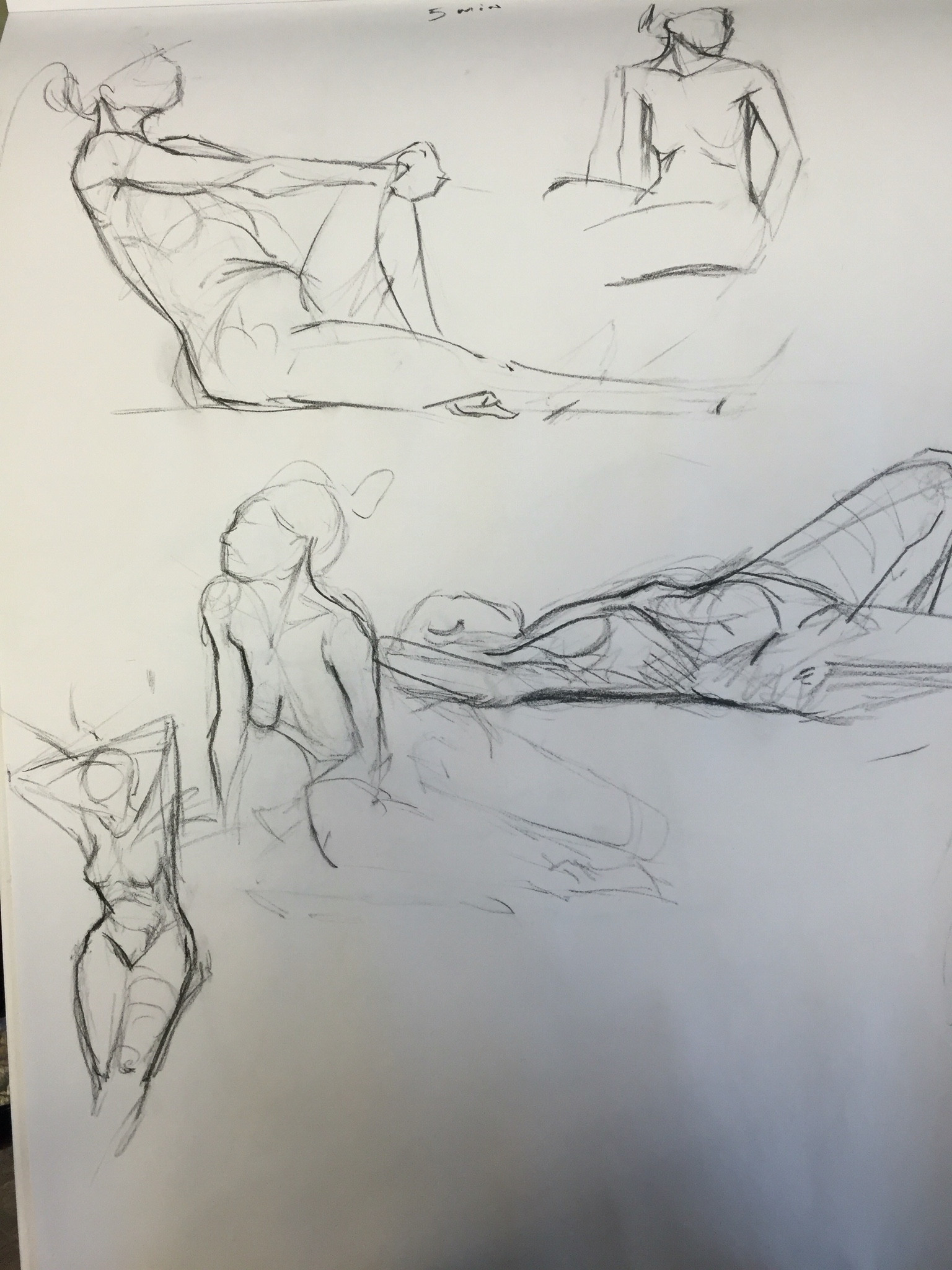 Sketching the Figure one class