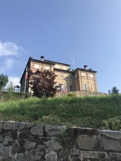 Castello di Pamparato