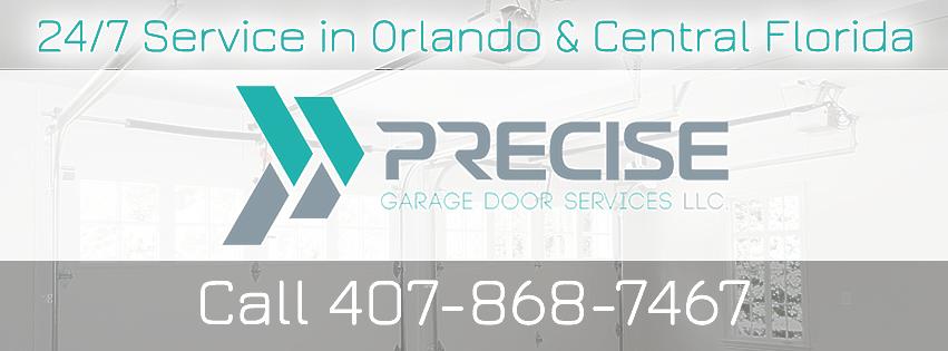 About Precise Garage Door Services Serving Orlando Since