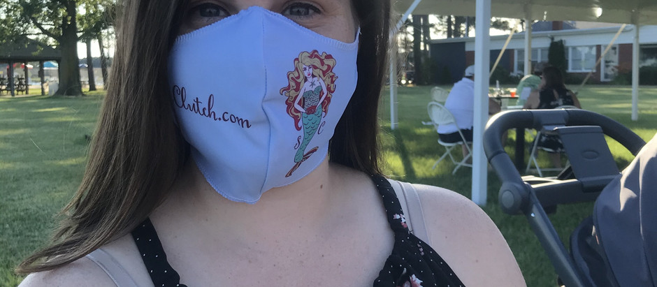 SeaClutch is making a fashion statement during the pandemic!