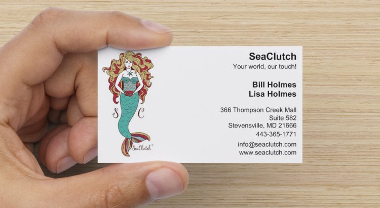 We have business cards! We must be a business!