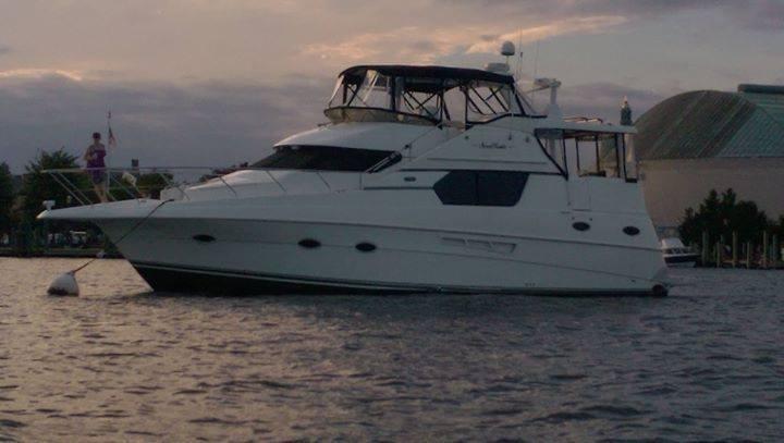 Seaclutch boat yacht RV