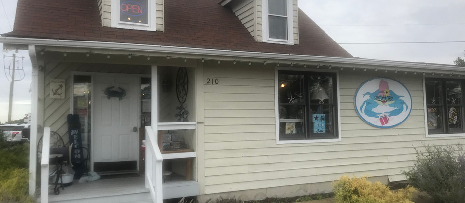 SeaClutch now available at the The Gifted Crab!