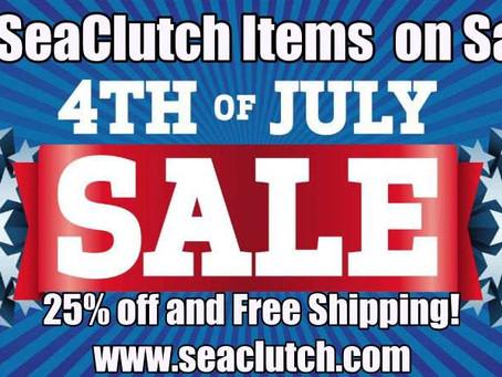 Huge 4th of July Sale!