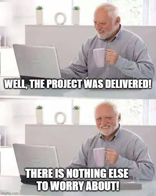 project, program, portrolio