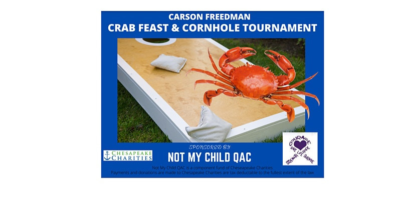 """SeaClutch is proud to support """"Not My Child"""" of Queen Anne's County!"""