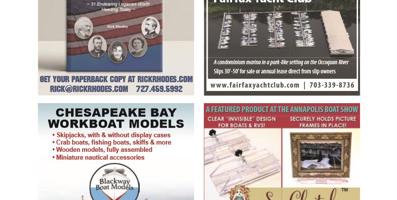 SeaClutch will be in the Chesapeake Bay Magazine!