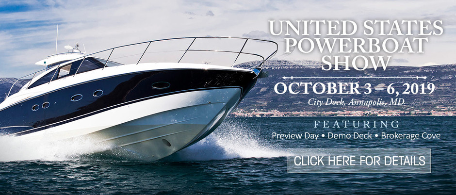 SeaClutch is a featured product at the US Powerboat Show in Annapolis!