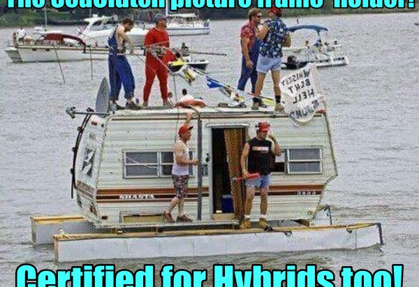 A Hybrid Certified SeaClutch!