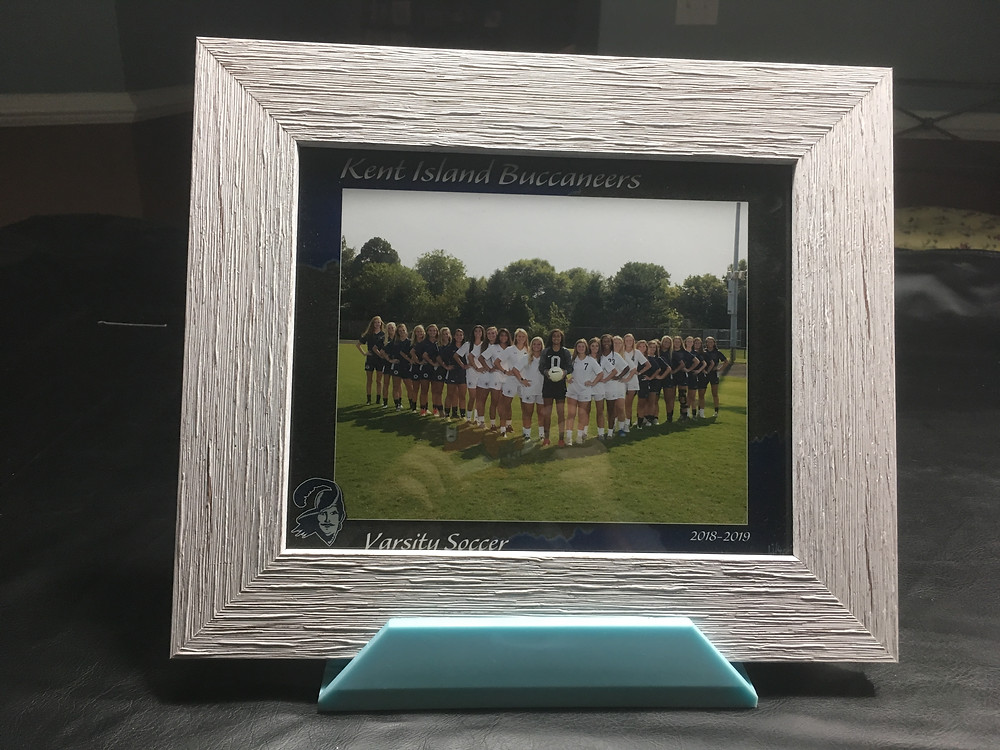 Boat, RV, Yacht picture frame holder