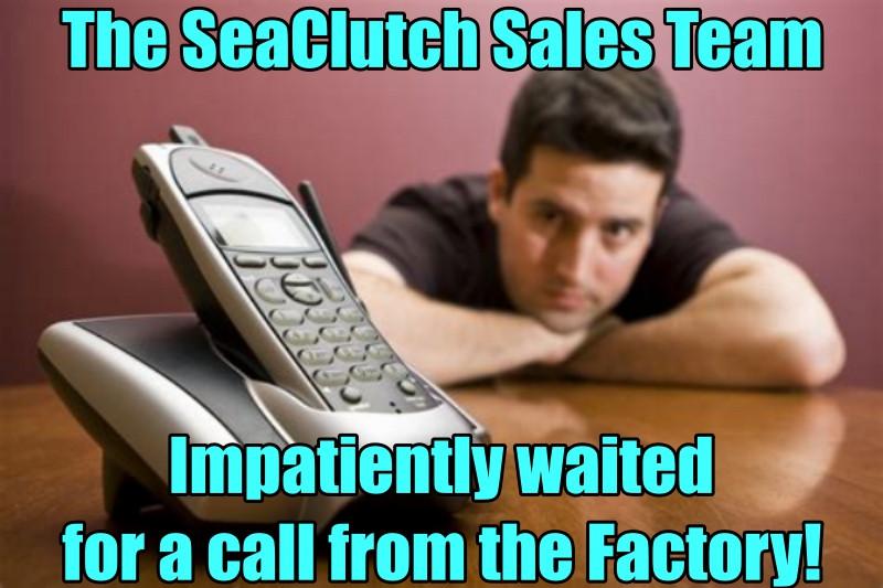 SeaClutch boat, yacht, RV