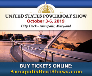 SeaClutch will have a booth at the Annapolis Boat Show!