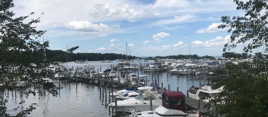 Great Oak Lodge is a beautiful yacht basin!