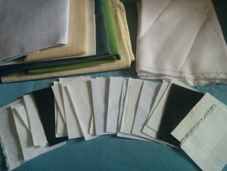 Как обработать край канвы перед вышивкой