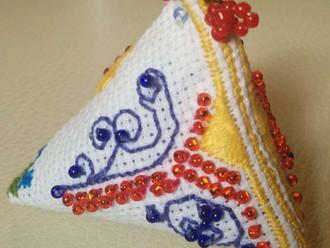 Как сшивать курочку-берлинго, или подготовка к пасхе часть 1