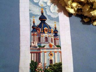 Андреевская церковь от Леди