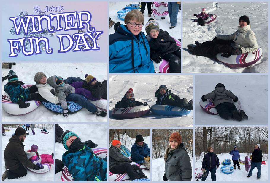Winter Fun Day 2020